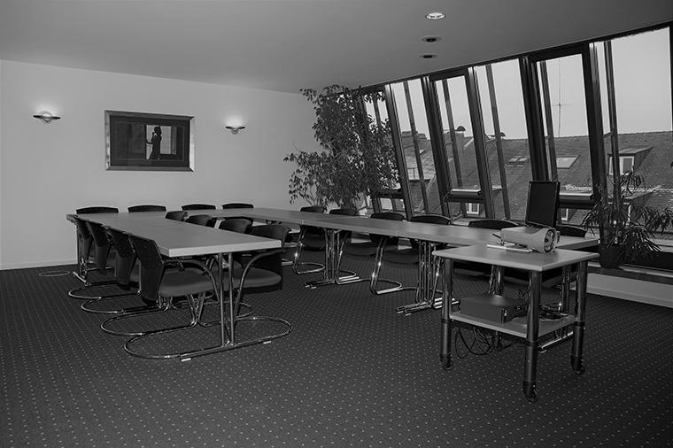 Schulungsraum bei Steuerberater Huber in Straubing
